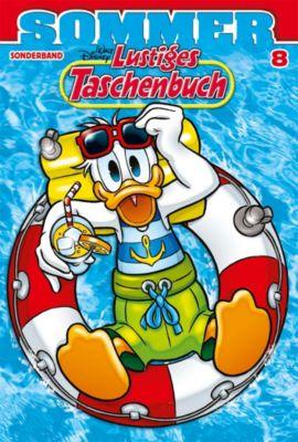 Lustiges Taschenbuch Sommer 08, Walt Disney