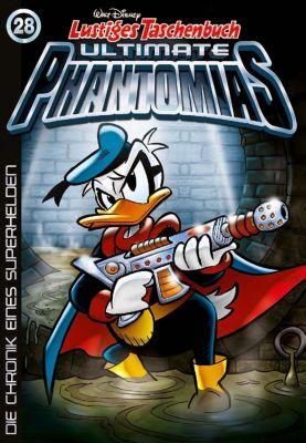 Lustiges Taschenbuch Ultimate Phantomias - Walt Disney pdf epub
