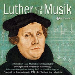 Luther Und Die Musik, Senfl, Paminger, Altenburg