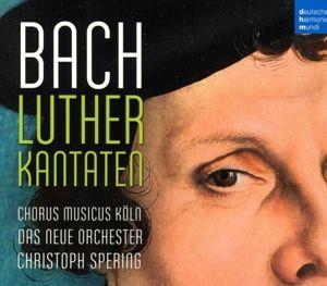 Lutherkantaten, Johann Sebastian Bach