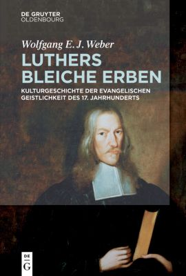Luthers bleiche Erben, Wolfgang Weber