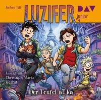Luzifer junior - Der Teufel ist los, 2 Audio-CDs, Jochen Till