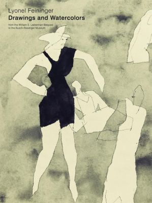 Lyonel Feininger, Drawings and Watercolours; Lyonel Feininger, Zeichnungen und Aquarelle, englische Ausgabe