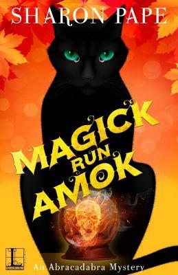Lyrical Underground: Magick Run Amok, Sharon Pape