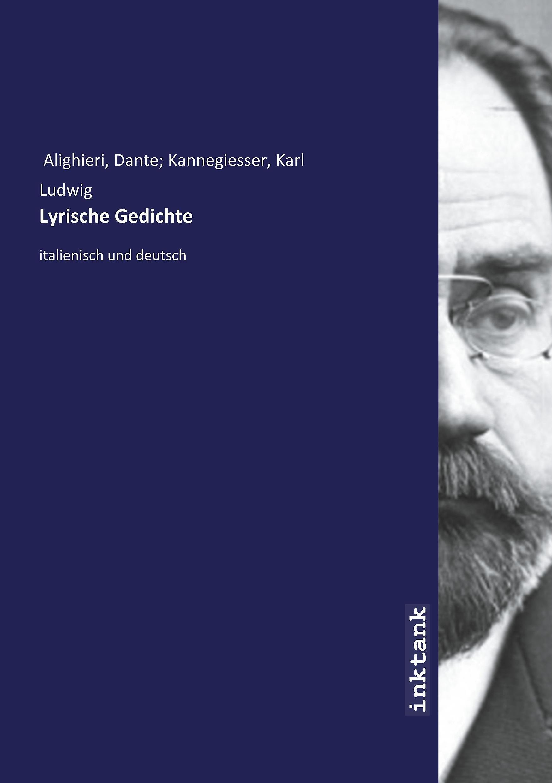 Lyrische Gedichte Buch Von Dante Alighieri Versandkostenfrei