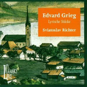 Lyrische Stücke, Svjatoslav Richter