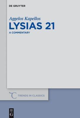 Lysias 21, Aggelos Kapellos