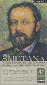 Ma Vlast/Die Verkaufte Braut (Smetana,Friedrich), Tschechische Philharmonie, Talich Quartet