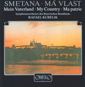 Ma Vlast-Mein Vaterland, Rafael Kubelik, Kubelik, Sobr