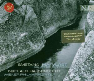 Ma Vlast/Mein Vaterland (Inkl. Die Moldau), Bedrich (Friedrich) Smetana