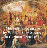 Maass fur Maas oder Wie Einer Misst so Wird Ihm Wider Gemessen, William Shakespeare