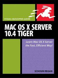 Mac OS X Server 10.4 Tiger, Schoun Regan
