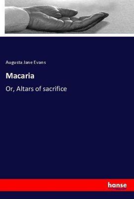 Macaria, Augusta Jane Evans