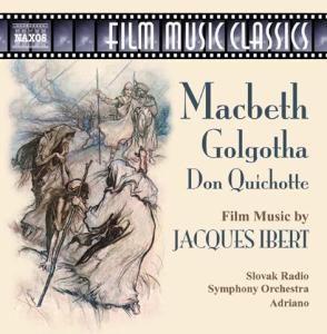 Macbeth/Golgotha/Don Quichotte, Adriano, Srso