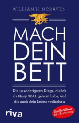 Mach dein Bett - William H. McRaven |