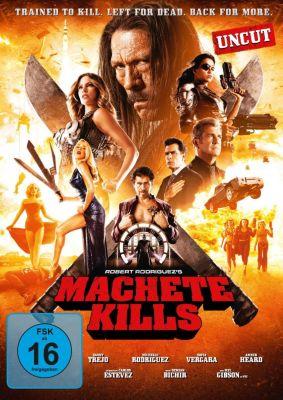 Machete Kills, Diverse Interpreten