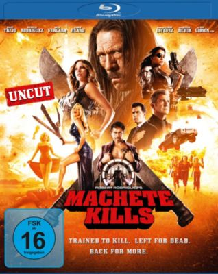 Machete Kills, Kyle Ward, Robert Rodriguez, Marcel Rodriguez