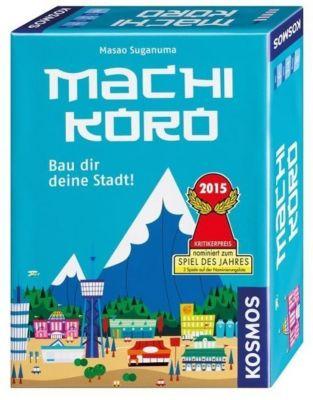 Machi Koro (Kartenspiel)