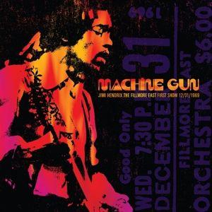Machine Gun Jimi Hendrix The Fillmore East 12/31/1, Jimi Hendrix