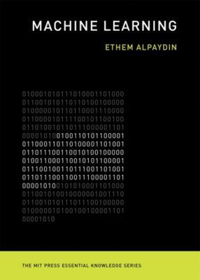 Machine Learning, Ethem Alpaydin