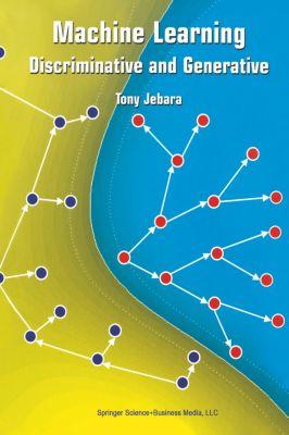 Machine Learning, Tony Jebara
