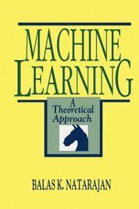 Machine Learning, Balas K. Natarajan