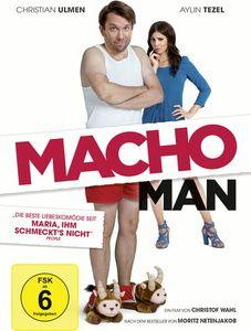 Macho Man, Moritz Netenjakob