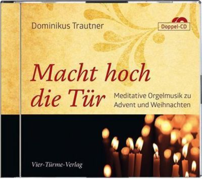 macht hoch die t r 2 audio cds von dominikus trautner. Black Bedroom Furniture Sets. Home Design Ideas