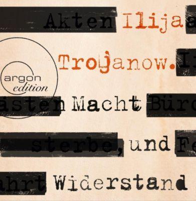 Macht und Widerstand, 9 Audio-CDs, Ilija Trojanow
