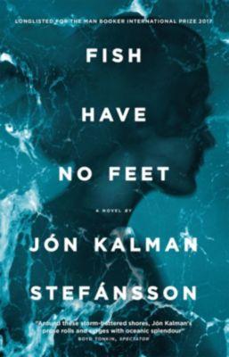 MacLehose Press: Fish Have No Feet, Jón Kalman Stefánsson