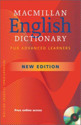 Macmillan English Dictionary, m. CD-ROM (2nd ed.)