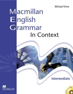 Macmillan English Grammar in Context: Intermediate, Student's Book without key, w. CD-ROM