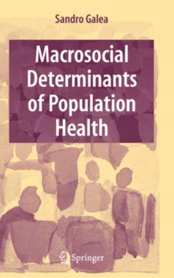 Macrosocial Determinants of Population Health