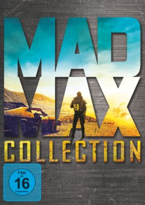 Mad Max-Collection