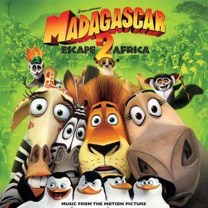 Madagascar 2  O.S.T., Diverse Interpreten