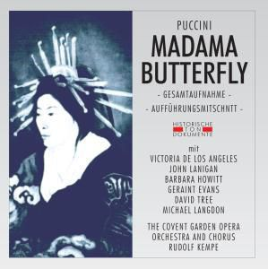 Madama Butterfly, The Covent Garden Opera Orch.& Chorus