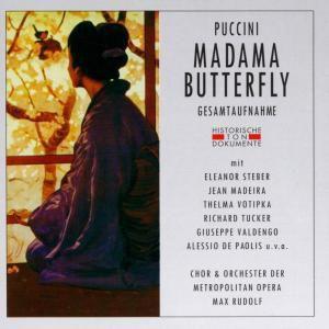 Madama Butterfly (Ga), Chor & Orch.Der Metropolitan Opera