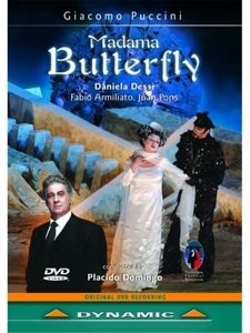 Madame Butterfly, Placido Domingo
