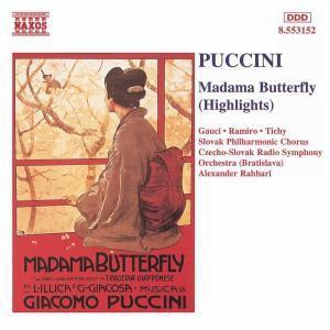 Madame Butterfly (Höhepunkte), Gauci, Ramiro, Tichy, Rahbari