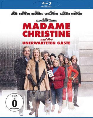 Madame Christine und ihre unerwarteten Gäste, Alexandra Leclère