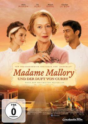 Madame Mallory und der Duft von Curry, Richard C. Morais