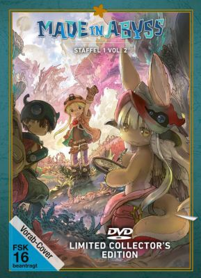 Made in Abyss - Staffel 1 - Vol. 2 Limited Collector's Edition, Diverse Interpreten