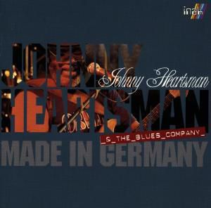 Made In Germany, Johnny & The Blues Company Heartsman