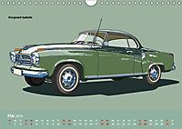 Made in Germany - Illustrationen deutscher Oldtimer (Wandkalender 2019 DIN A4 quer) - Produktdetailbild 5