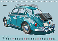 Made in Germany - Illustrationen deutscher Oldtimer (Tischkalender 2019 DIN A5 quer) - Produktdetailbild 4