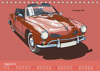 Made in Germany - Illustrationen deutscher Oldtimer (Tischkalender 2019 DIN A5 quer) - Produktdetailbild 8