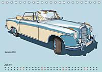 Made in Germany - Illustrationen deutscher Oldtimer (Tischkalender 2019 DIN A5 quer) - Produktdetailbild 7