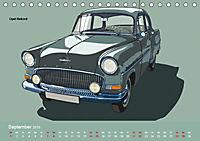 Made in Germany - Illustrationen deutscher Oldtimer (Tischkalender 2019 DIN A5 quer) - Produktdetailbild 9