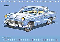 Made in Germany - Illustrationen deutscher Oldtimer (Tischkalender 2019 DIN A5 quer) - Produktdetailbild 11