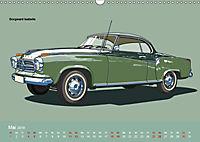 Made in Germany - Illustrationen deutscher Oldtimer (Wandkalender 2019 DIN A3 quer) - Produktdetailbild 5